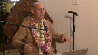 """Sunday Program"" BG9.27 HG SDA ISKCON Kaunas Lithuania"