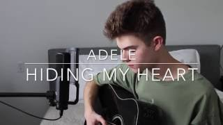 Download Lagu Adele - Hiding My Heart (Cover by Jay Alan) Gratis STAFABAND