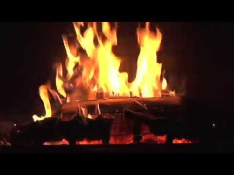 FREE Virtual Fireplace Video From Best Selling DVD on