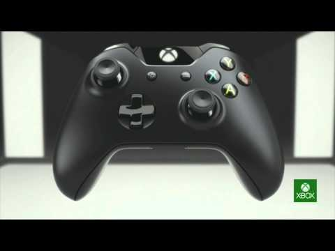 Xbox One Official Reveal (System, Controller, Kinect - New Xbox WORLD PREMIERE HD!!)