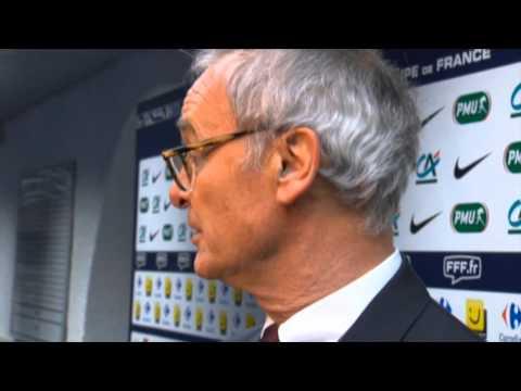 Claudio Ranieri: Radamel Falcao wegen Schiri verletzt | FC Chasselay - AS Monaco 0:3