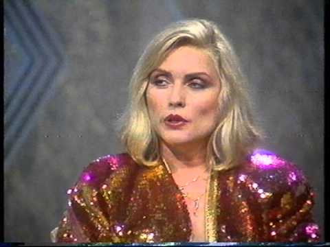 DEBBIE HARRY-INTERVIEW -I WANT THAT MAN-WOGAN-BBC 1