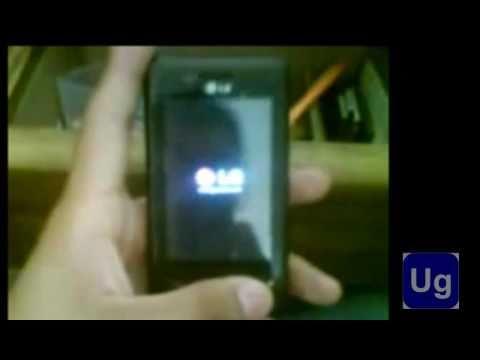 Android Para Lg Kp570