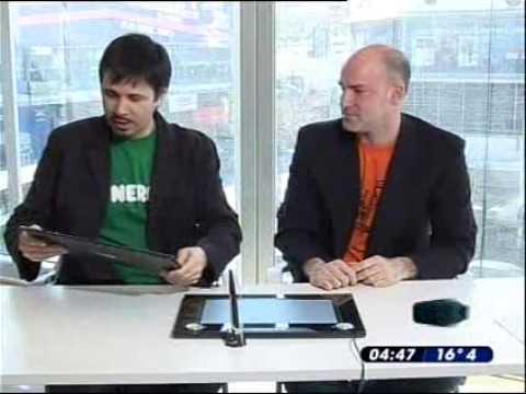 Wacom y Genius, tabletas gráficas.flv
