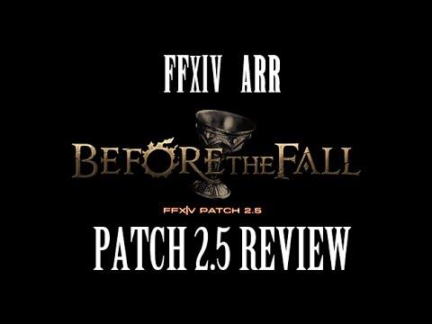 FFXIV ARR: Patch 2.5 (Part 1) Review