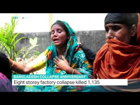 Interview with Taslima Akhter about situation in Bangladesh one year after Rana Plaza collapse