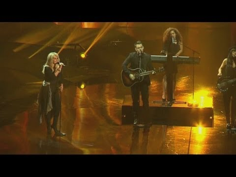 Eurovision Song Contest 2013: Bonnie Tyler rehearses ahead of final in Sweden