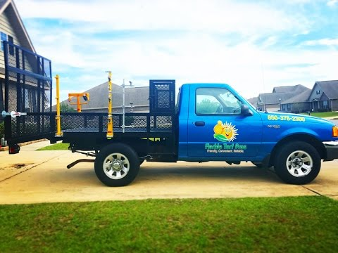 Best Residential Lawn Care Truck