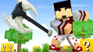 Minecraft: ESCADONA - MACHADO ARREMESSAVEL ‹ AMENIC ›