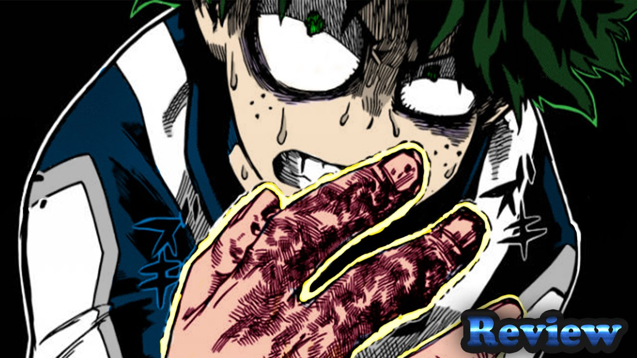 Boku no hero academia review brutal gamer - You Can Feel The Pain
