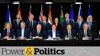Premiers ask feds to help oil-rich provinces and boost health-care money