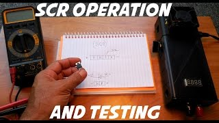 SCR Operation & Testing