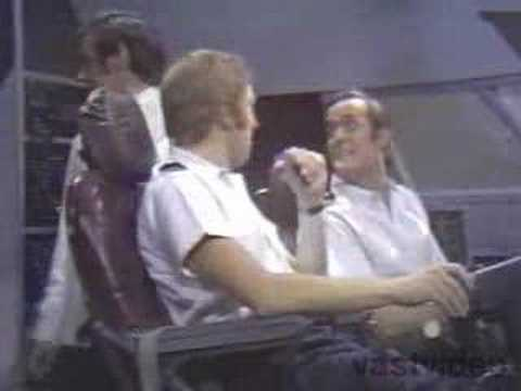 Monty Python Airplane Pilots Video
