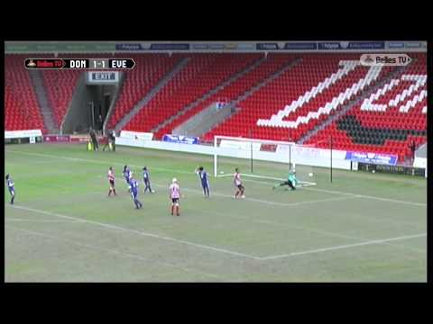 EXTENDED HIGHLIGHTS: Everton (H) 18-5-2013 (CONTINENTAL CUP)