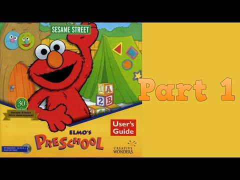 Whoa, I Remember: Elmo's Preschool: Part 1 video