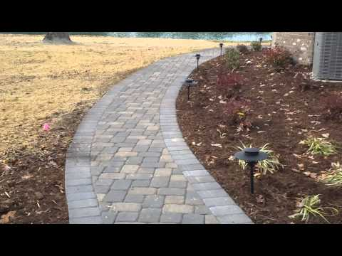 Landscaping for Under Construction Burlington, NC Residence Part 2 (After)