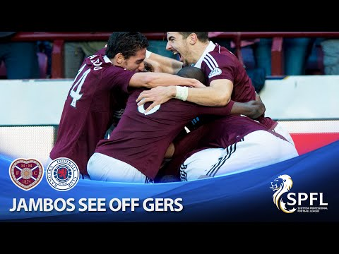Ill-discipline costs Gers as Jambos romp clear