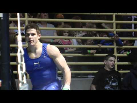 Chris Brooks - High Bar - 2012 Winter Cup Finals