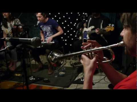 Fanfarlo - Deconstruction (Live at KEXP)