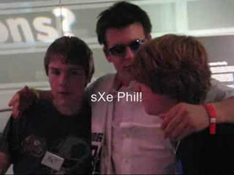 888, sXe Phil, Shay Carl, Jefferson pictures...w00! Video