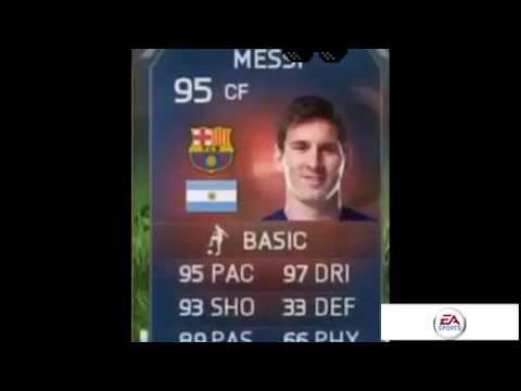 КАК ВЫБИТЬ МЕССИ В ПАКАХ FIFA 15