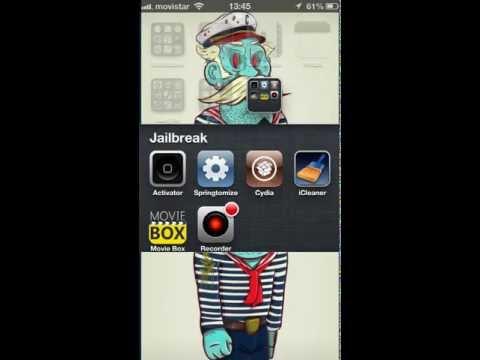 Mejores Tweaks iOS 6 - Top 10 (iPhone/iPod/iPad) Cydia - Marzo 2013