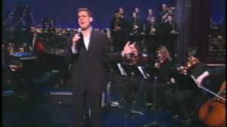 Michael Buble Video - Michael Bublé - Feeling Good (Live on Letterman)