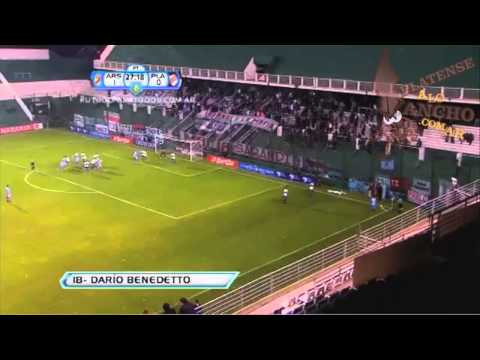 Video y goles del Partido | Platense 1 - 3 Arsenal | 16avos de final | Copa Argentina 2012/2013