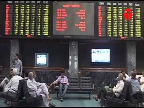 Following the elections, KSE hits an all time high