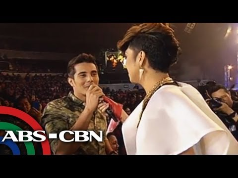Vice Ganda Pokes Fun At Ejay Falcon, Martin Del Rosario & Arjo Atayde video