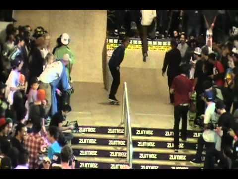 Johnny Romano Best Trick 2010 southside skatepark