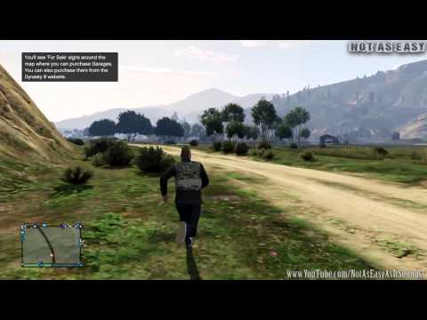 Grand Theft Auto V (GTA 5) Online Free Roam Gameplay Xbox360 PS3 PC [ Full HD ]