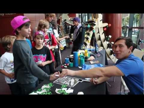 Vancouver Longboard Expo by AXS