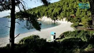 download lagu Skopelos, Greece - Kastani & Milia Beaches - Atlasvisual gratis