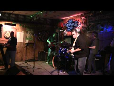 Alan Greene Blues Jam Southbound (Allman Brothers)
