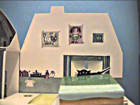 Het huis van jip en janneke pop upboek youtube - Popup huis ...