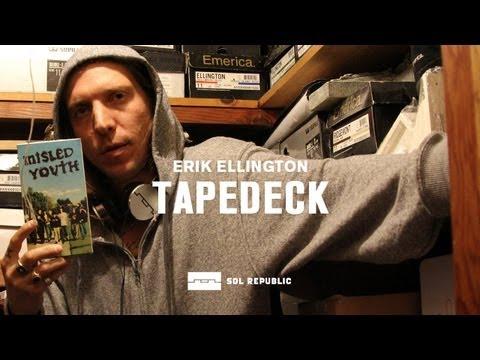 TAPEDECK: Erik Ellington - TransWorld SKATEboarding