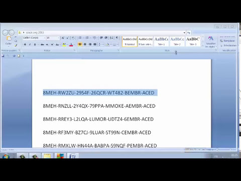 [TUTO] cracker AVG internet security 2015 FR