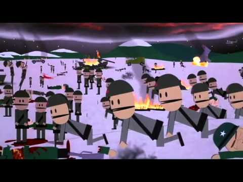 South Park Bigger, Longer & Uncut - Finale