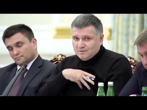 Avakov vs Saakashvili. Version for Poland.