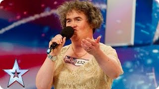 Most Viewed Auditions On Britains Got Talent Including Susan Boyle Calum