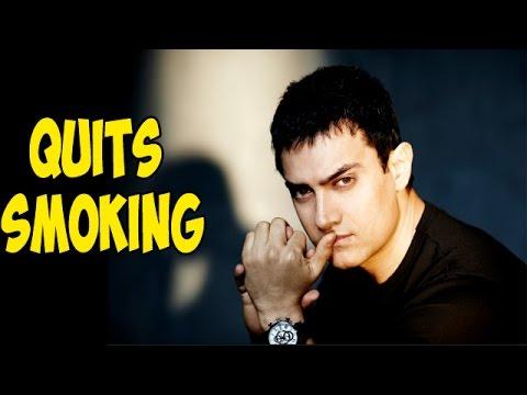 Aamir Khan quits Smoking | PK Movie