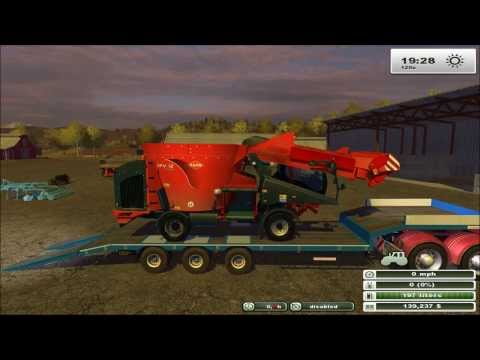 Farming Simulator 2013 westbridge hills series pt3