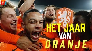 Het 2018 van Oranje: WE ARE BACK!