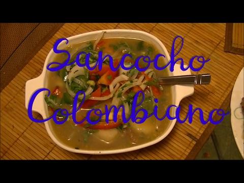 "#006 Receta Colombiana | ""Sancocho Colombiano"""