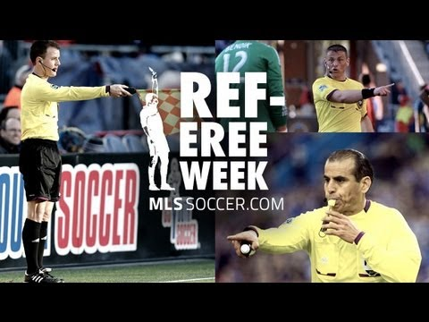 Referee Week: What's in your pocket?