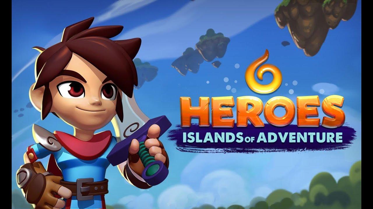 Heroes Islands of Adventure