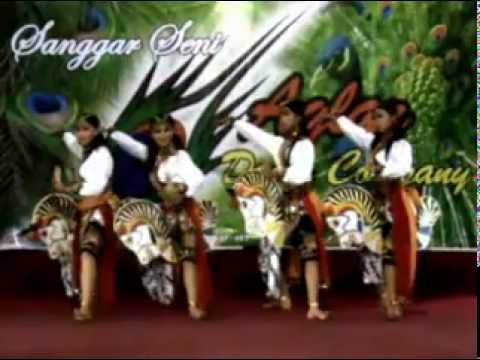 Tari Jatilan video