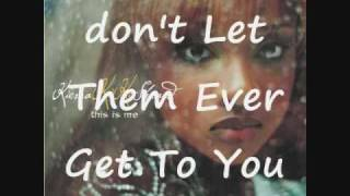 Watch Kierra Sheard Have What You Want video