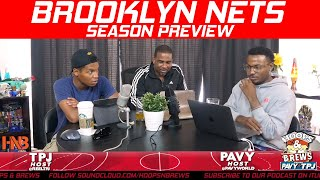 Brooklyn Nets - Season Preview | NBA Atlantic Division | Guest: Cam Buford